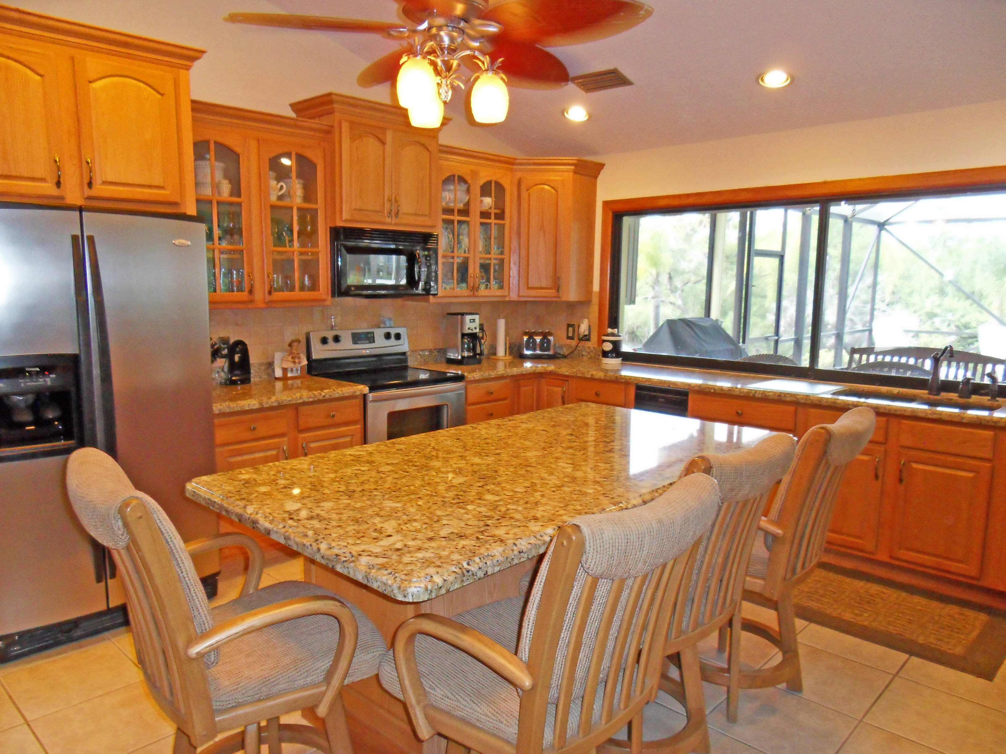 New Listing Waterfront Home In Palm City