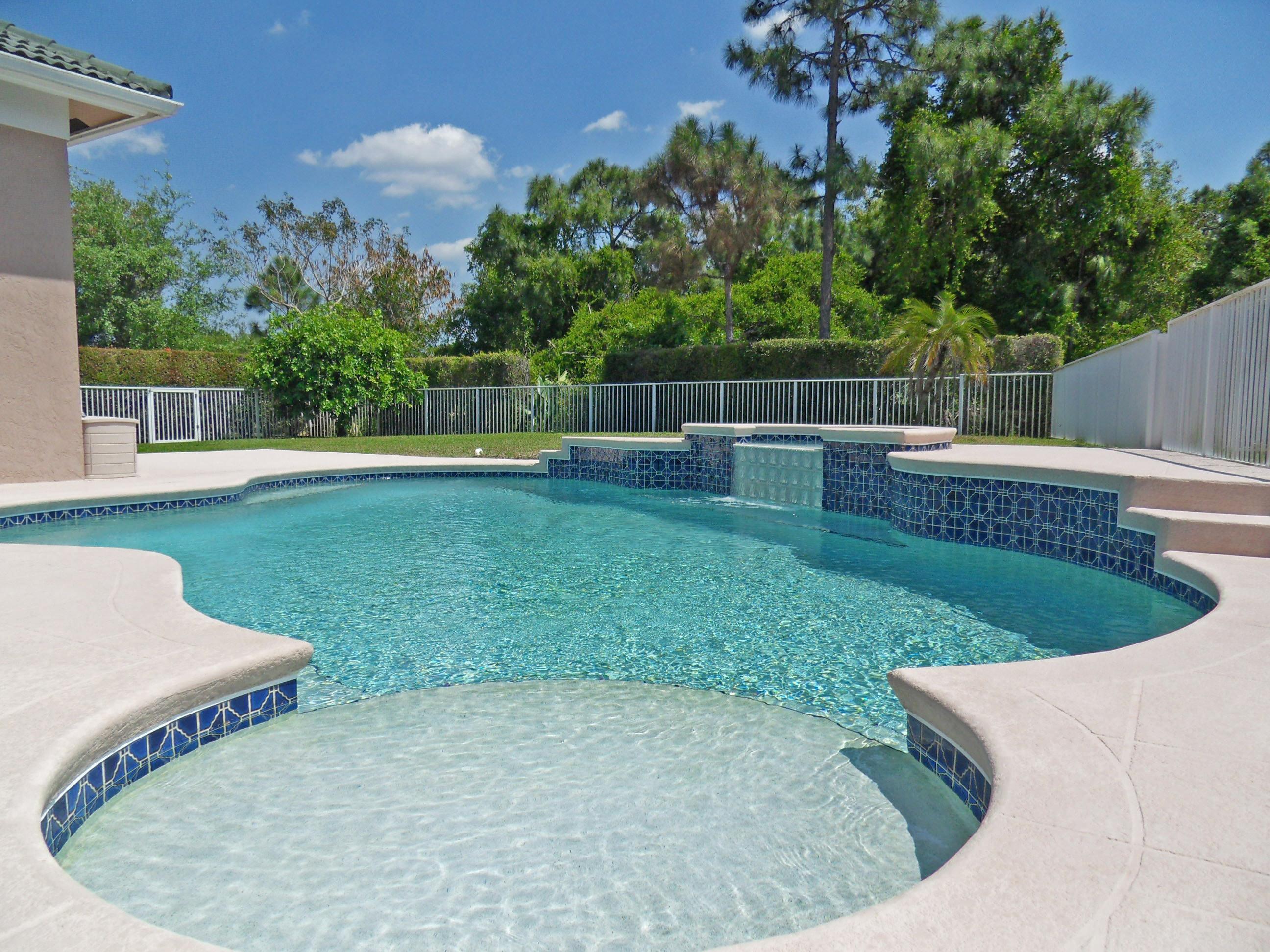 hammock creek pool home in palm city florida open hou