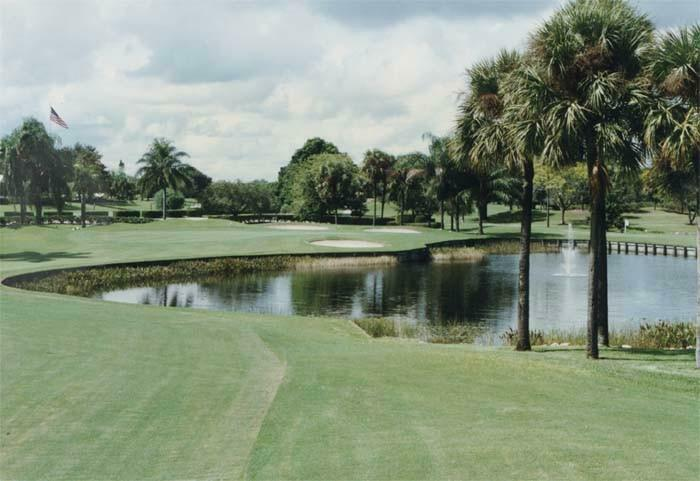 The Yacht and Country Club of Stuart, Florida Golf Course
