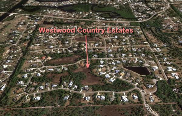 Westwood Country Estates in Palm City Florida