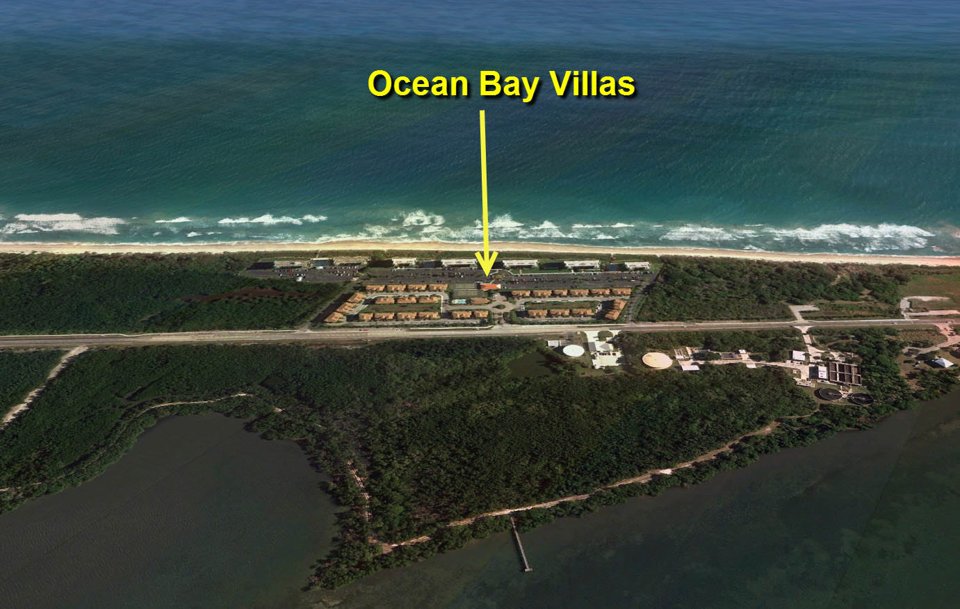 Ocean Bay Villas On Hutchinson Island