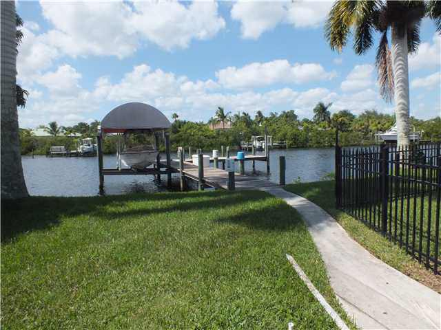 Palm City FL Waterfront Homes
