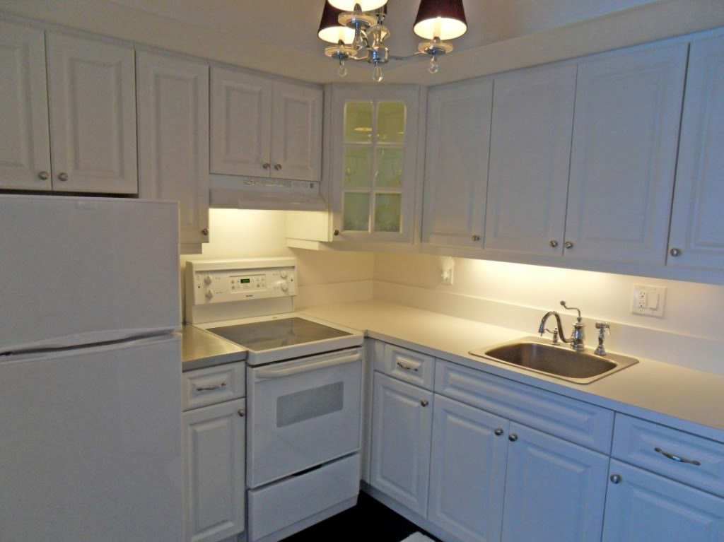 Kitchen of Updated Cedar Pointe Condo