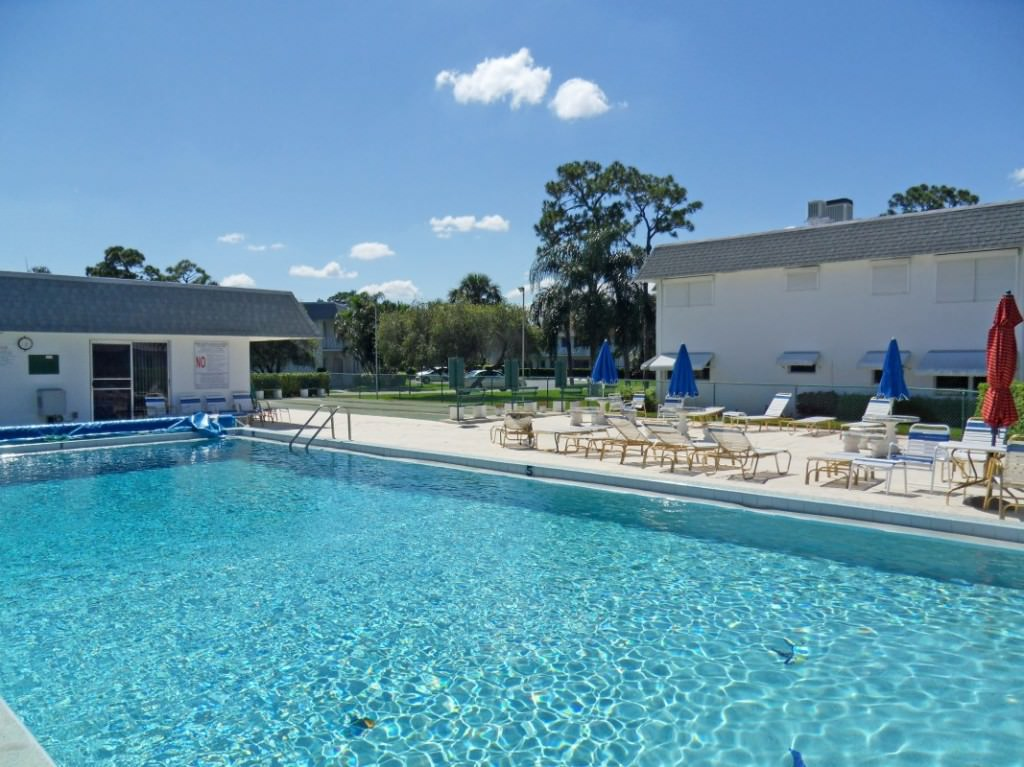 Pool off Updated Cedar Pointe Condo