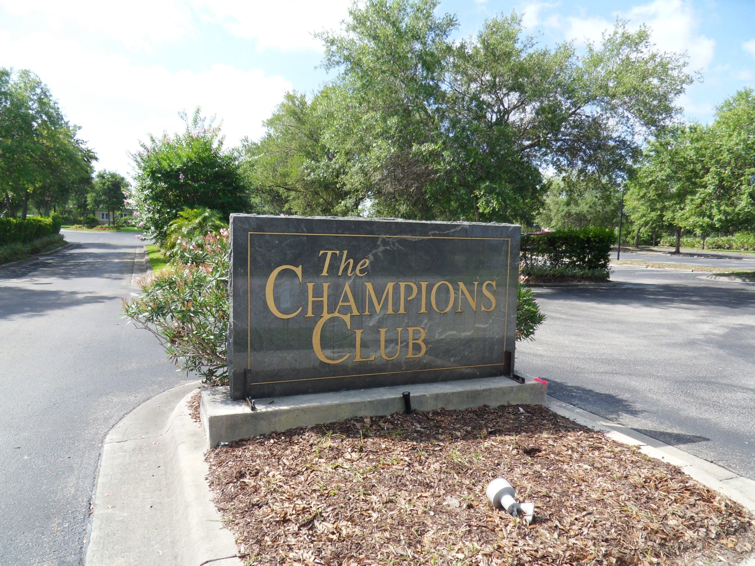 the Champions Club at Summerfield