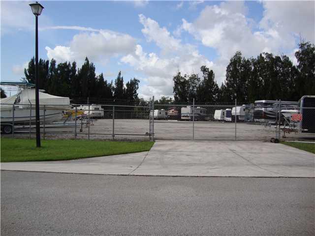 South Fork Estates in Stuart FL - RV and Boat Lot