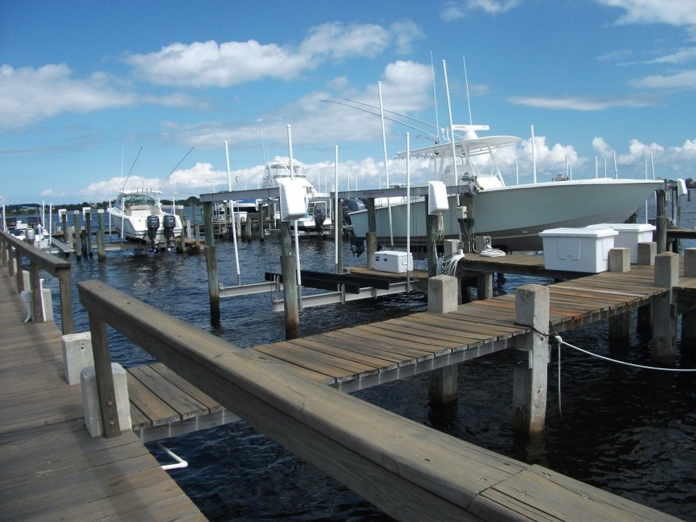 Dock of Snug Harbor West Home for Sale