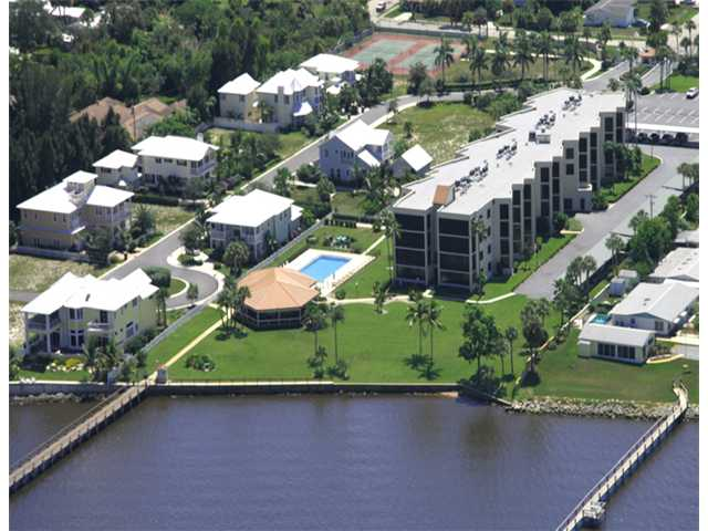 Four Winds on the River Condo in Stuart FL