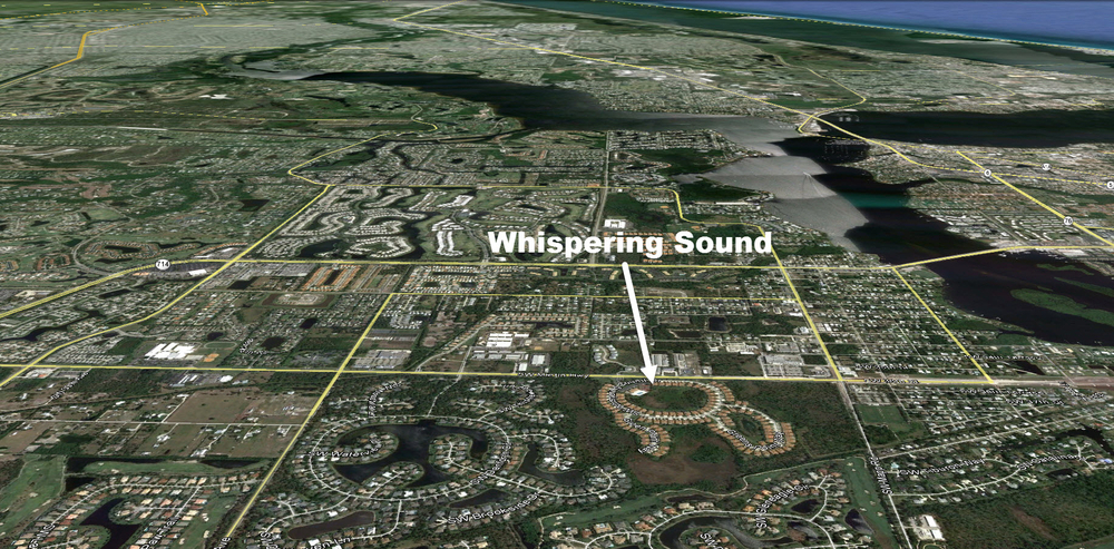 Whispering Sound Homes for Sale in Palm City FL