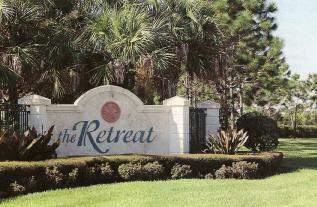 the Retreat in Hobe Sound FL