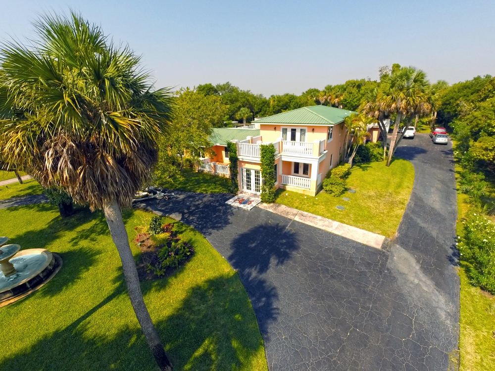 Indian River Drive Wide Waterfront Estate