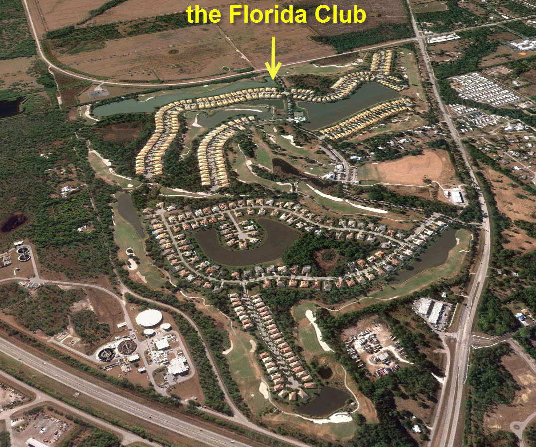 the Florida Club January 2016 Market Activity