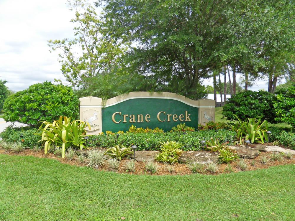 Crane Creek in Martin Downs