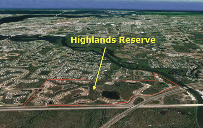Highlands Reserve real estate in Palm City FL