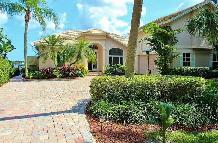 Ocean Access Waterfront Estate For Sale In Palm City Fl