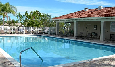 River Forest Community Pool in Stuart, Florida