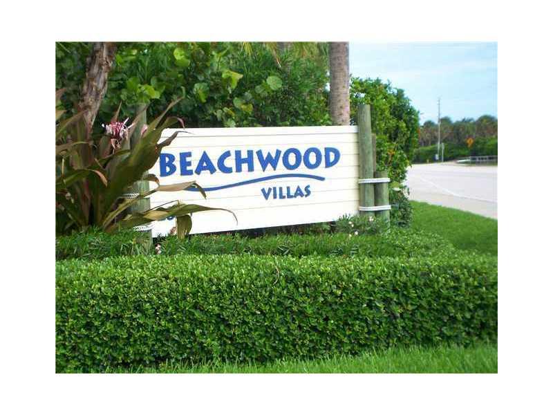 Beachwood Villas on Hutchinson Island