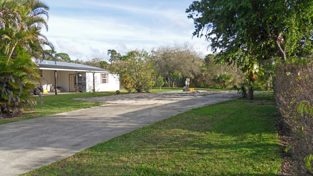 Tropical Paradise Waterfront Lot Sold