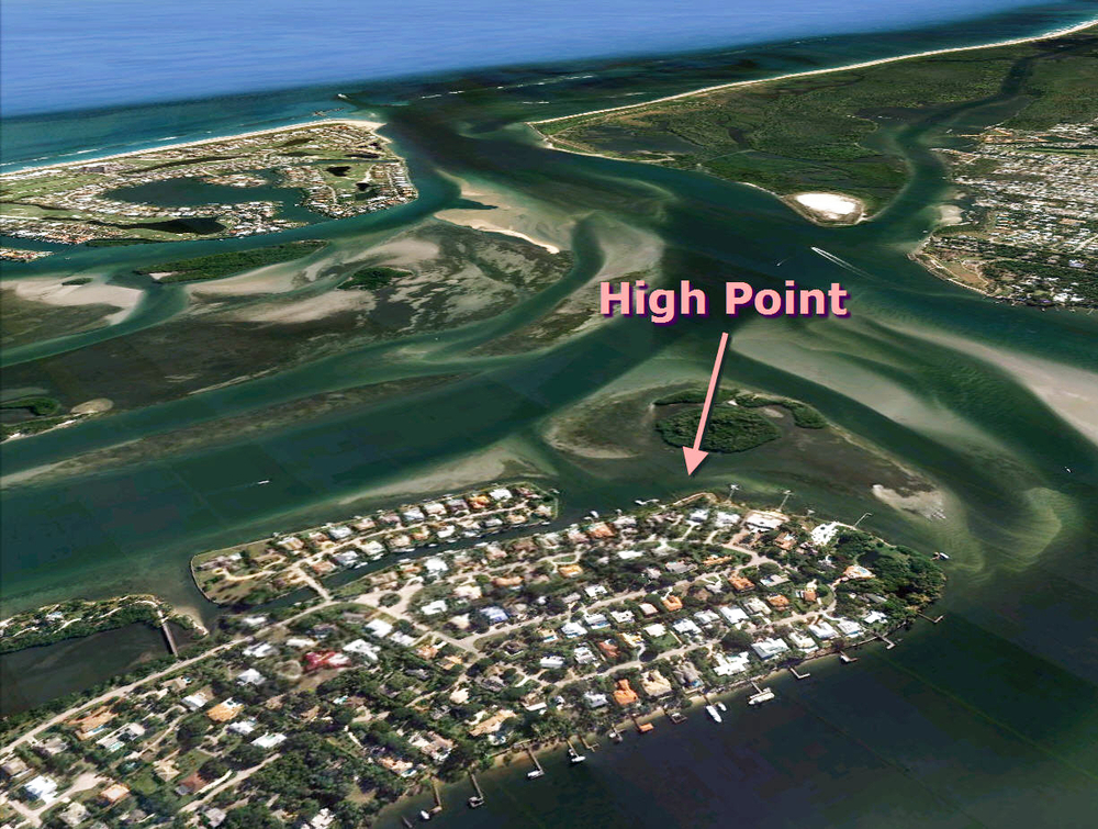 High Point in Sewalls Point, Florida