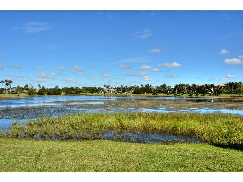 Hammock Creek Estates Lakefront Home Palm City Sold