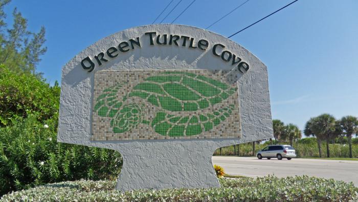Green Turtle Cove Condo Jensen Beach FL