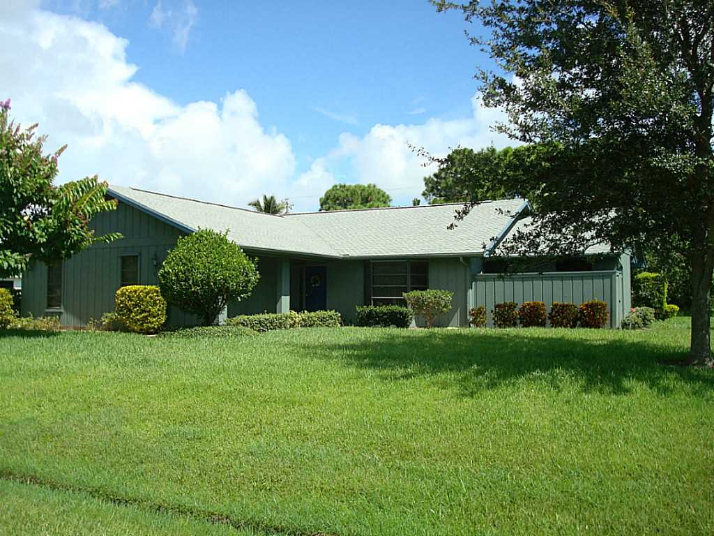 East Port St Lucie Home Under Contract