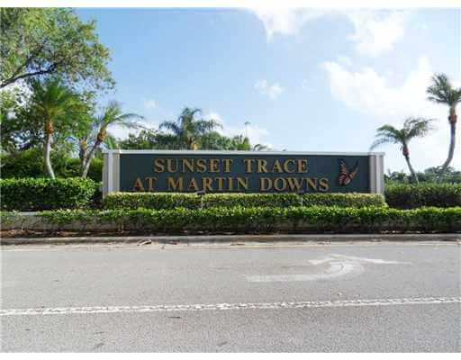Sunset Trace in Palm City FL