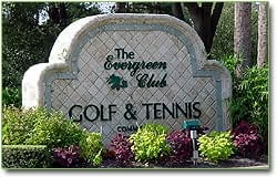 Evergreen Club Real Estate in Palm City Florida