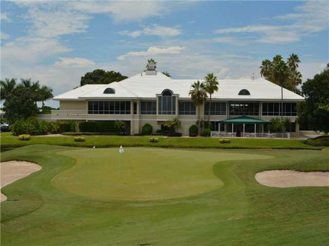 clubhouse of the Monarch Country Club