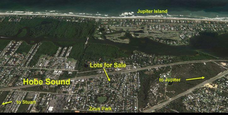 Hobe Sound Land for Sale