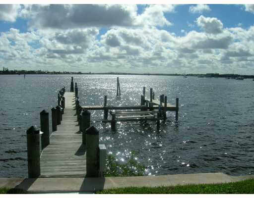Bay Pointe waterfront in Palm City FL