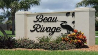 Beau Rivage Real Estate in Stuart FL