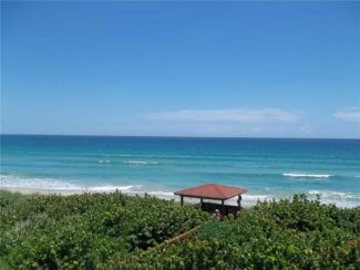 Sand Dollar Shores on Hutchinson Island in Jensen Beach