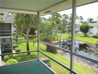 Cedar Pointe condos in Stuart FL