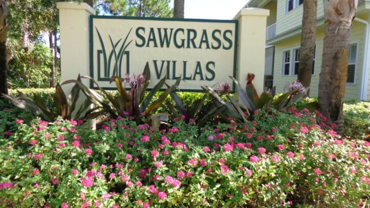 Sawgrass Villas in Palm City
