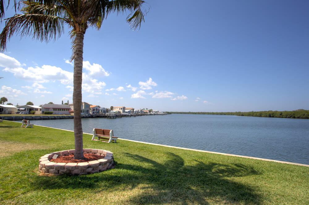 Nettles Island on Hutchinson Island Florida