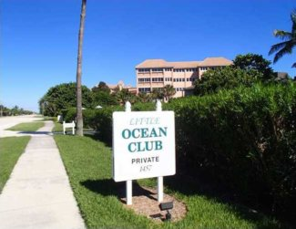 Little Ocean Club Condos on Hutchinson Island