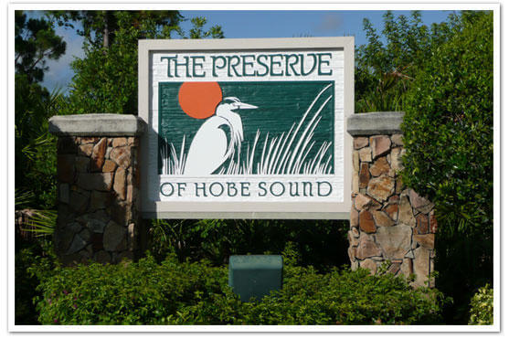 The Preserve of Hobe Sound