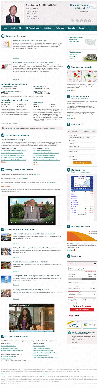 Gabes October Housing Trends eNewsletter