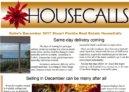 Gabe's December 2017 House Calls Newsletter