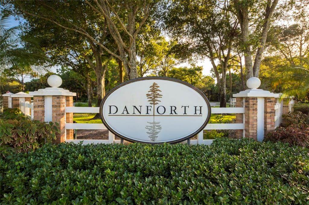 Danforth in Palm City Florida