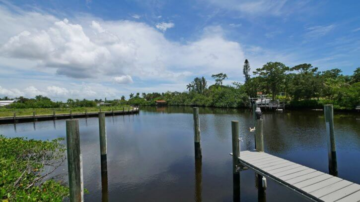 Moorings of Manatee condo in Rocky Point
