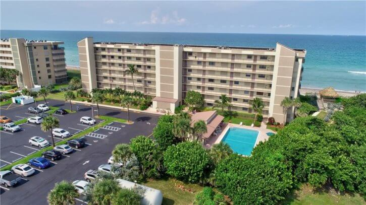 Oceanrise on Hutchinson Island in Jensen Beach