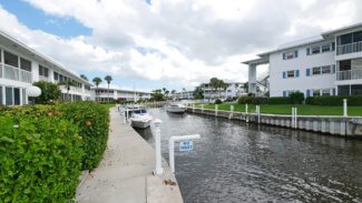 Windjammer Condos in Stuart, Florida