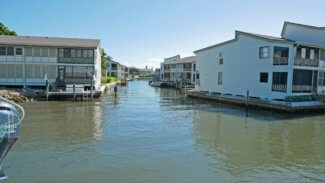 Anglers Cove Condos on Hutchinson Island