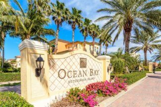 Ocean Bay Villas on Hutchinson Island in Jensen Beach