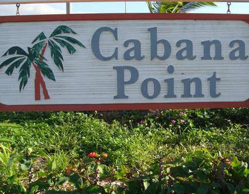 Cabana Point in Stuart FL