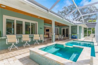 Central Stuart FL Pool Home