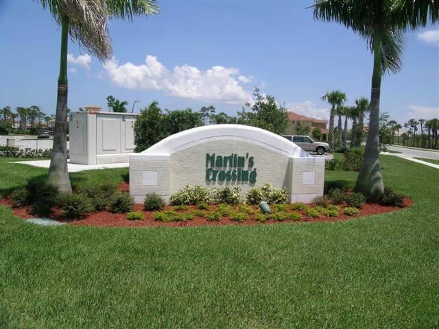 Martins Crossing in Stuart FL