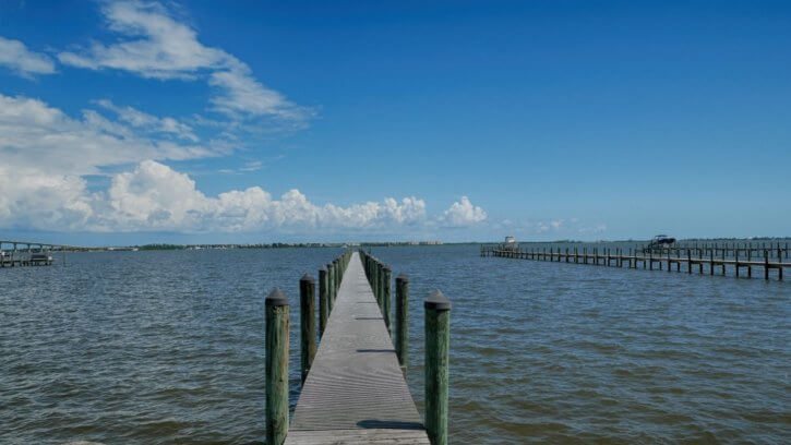 Sewalls Point Waterfront Land with Dock